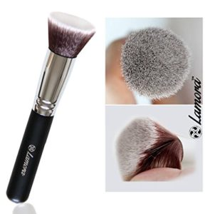 Lamora Foundation Brush Flat Top Kabuki