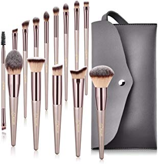 Bestope Makeup Brush Set Reviews