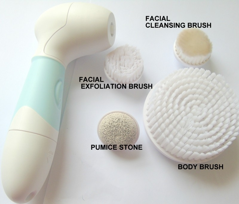 Vanity Planet Spin brush package