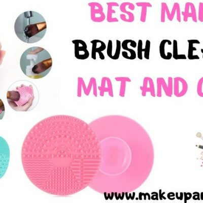 Best Makeup Brush Cleaning Mats and Gloves