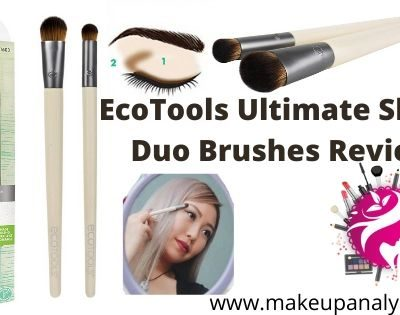 EcoTools Ultimate Shade Duo Brushes Review