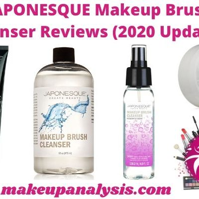 JAPONESQUE Makeup Brush Cleanser Reviews (2020 Updated)