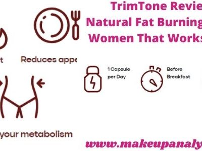 TrimTone complete reviews-ultimate natural fat burning pill for women that works fast safely